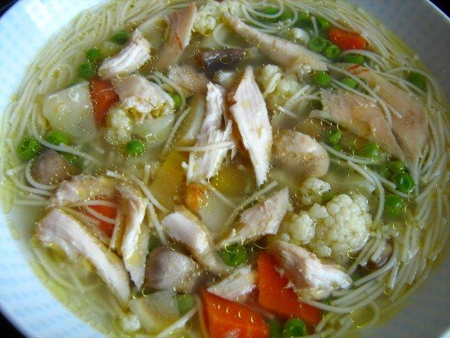 Hen-soup
