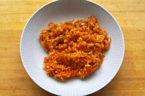 Prok stew with sauerkraut