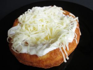 Lángos, the Hungarian street food