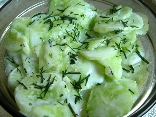 Cucumber-salad-sour-cream