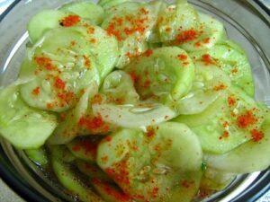 Cucumber-salad-vinegar