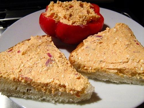 Körözött - Hungarian cheese spread