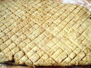 Crackling-scones