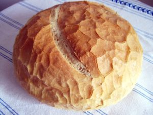 Hungarian white bread