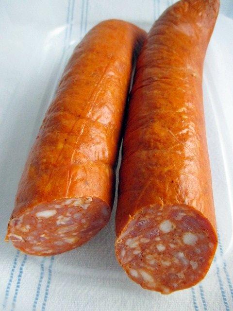 Letcho sausage