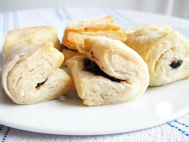 Hungarian leaf fat pastry / Hájas tészta