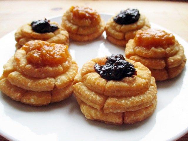 Rose doughnuts - Rózsafánk