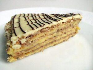Eszterházy cake / Eszterházy torta
