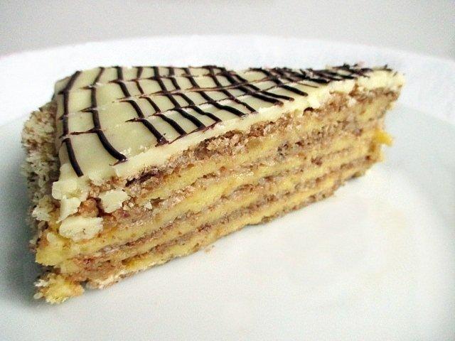 Esterházy cake / Esterházy torta
