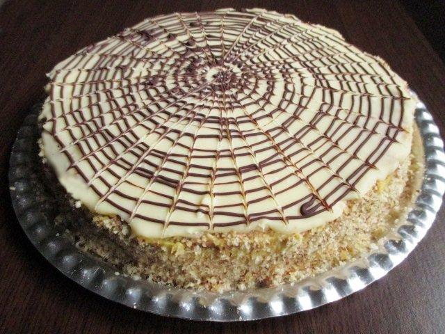 Eszterházy torta / Eszterházy cake