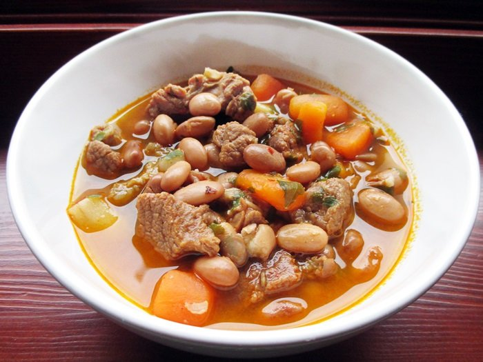Bean goulash / Babgulyás