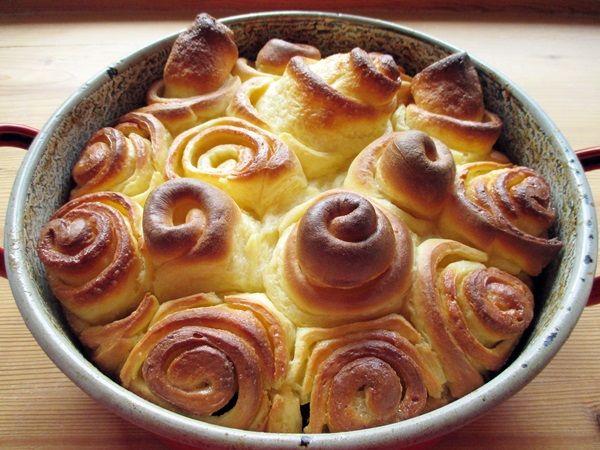 Karacagi Ferdinánd - sweet vanilla-butter snails