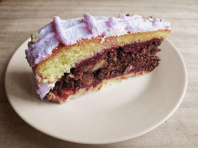 Punch cake / Puncstorta