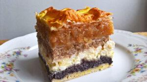 Százrétű rétes / Hundred layered strudel