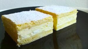 Cottage cheese pie - Túrós pite