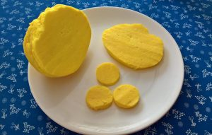 Hungarian Easter Egg Cheese - Sárgatúró