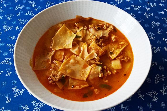Lebbencs soup