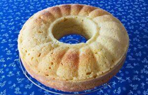 Cottage cheese bundt cake