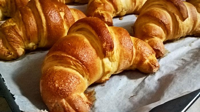Rongyos kifli - Hungarian croissant